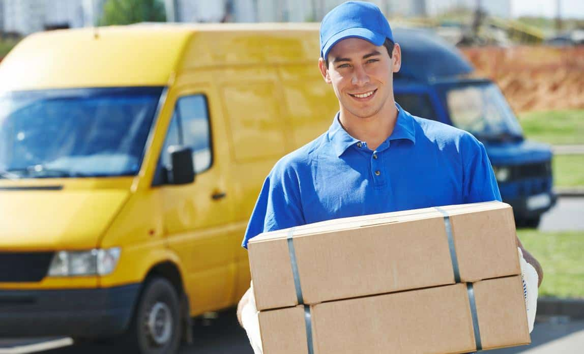 استراتژی ارسال کالا فروشگاه اینترنتی